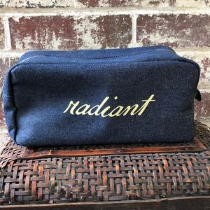 "Barney's New York ""Radiant"" Makeup Bag"